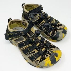 KEEN Newport H2 Waterproof Sandals Toddler Size 11